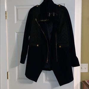 French connection coat size 8